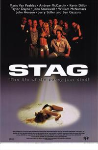 Stag - 27 x 40 Movie Poster - Style A