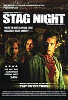 Stag Night of the Dead - 11 x 17 Movie Poster - Style A