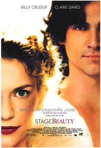 Stage Beauty - 27 x 40 Movie Poster - Style A