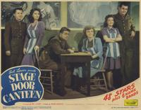 Stage Door Canteen - 11 x 14 Movie Poster - Style D