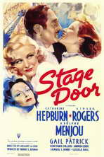 Stage Door - 11 x 17 Movie Poster - Style A