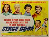 Stage Door - 11 x 14 Movie Poster - Style A