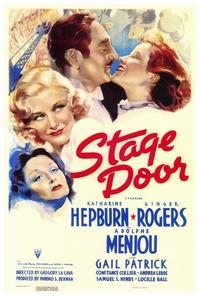 Stage Door - 27 x 40 Movie Poster - Style A