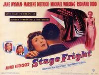 Stage Fright - 11 x 14 Movie Poster - Style A