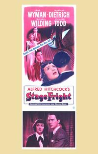 Stage Fright - 11 x 17 Movie Poster - Style B