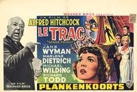 Stage Fright - 11 x 17 Movie Poster - Belgian Style B