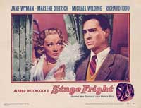 Stage Fright - 11 x 14 Movie Poster - Style G