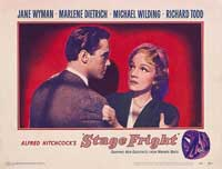 Stage Fright - 11 x 14 Movie Poster - Style H