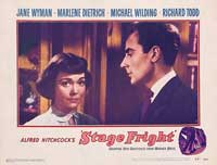 Stage Fright - 11 x 14 Movie Poster - Style J
