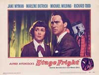 Stage Fright - 11 x 14 Movie Poster - Style L