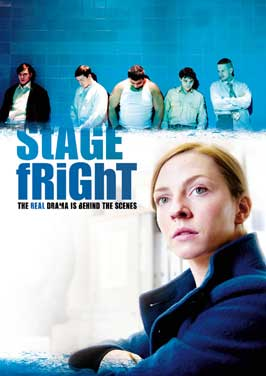 Stage Fright - 27 x 40 Movie Poster - UK Style A