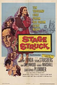 Stage Struck - 11 x 17 Movie Poster - Style A