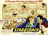 Stagecoach - 11 x 17 Movie Poster - Style I