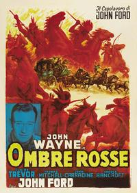 Stagecoach - 27 x 40 Movie Poster - Italian Style A