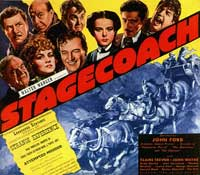 Stagecoach - 11 x 14 Movie Poster - Style I
