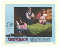 Stagecoach - 11 x 14 Movie Poster - Style B