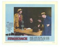 Stagecoach - 11 x 14 Movie Poster - Style C