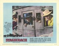 Stagecoach - 11 x 14 Movie Poster - Style D