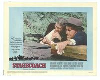 Stagecoach - 11 x 14 Movie Poster - Style E