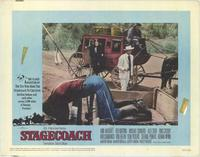Stagecoach - 11 x 14 Movie Poster - Style G