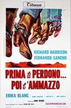 Stagecoach of the Condemned - 27 x 40 Movie Poster - Italian Style B