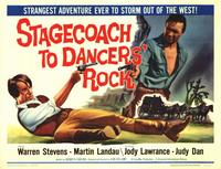 Stagecoach to Dancers Rock - 11 x 14 Movie Poster - Style A