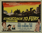 Stagecoach to Fury - 22 x 28 Movie Poster - Half Sheet Style A