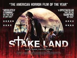 Stake Land - 11 x 17 Movie Poster - UK Style A