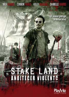 Stake Land - 11 x 17 Movie Poster - Brazilian Style A