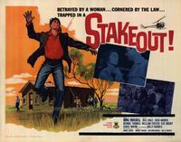 Stakeout - 27 x 40 Movie Poster - Style A