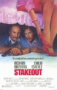Stakeout - 11 x 17 Movie Poster - Style A