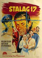 Stalag 17 - 11 x 17 Movie Poster - French Style A
