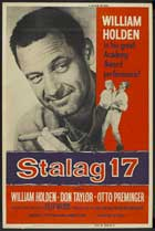 Stalag 17 - 11 x 17 Movie Poster - Style A