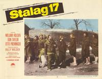 Stalag 17 - 11 x 14 Movie Poster - Style B