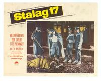 Stalag 17 - 11 x 14 Movie Poster - Style G