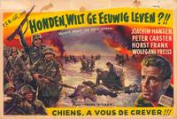 Stalingrad: Dogs, Do You Want to Live Forever? - 27 x 40 Movie Poster - Belgian Style A