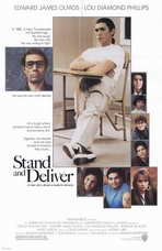 Stand and Deliver - 11 x 17 Movie Poster - Style A