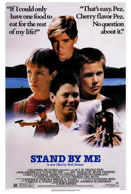 Stand by Me - 27 x 40 Movie Poster - Style A