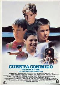 Stand by Me - 27 x 40 Movie Poster - Spanish Style A