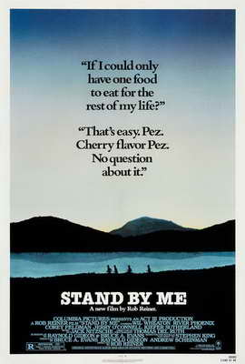 Stand by Me - 27 x 40 Movie Poster - Style D