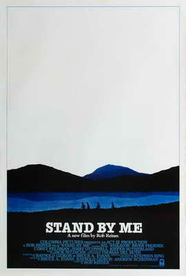 Stand by Me - 27 x 40 Movie Poster - Style E
