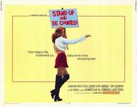 Stand Up and Be Counted - 11 x 14 Movie Poster - Style A
