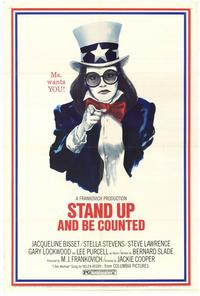 Stand Up and Be Counted - 11 x 17 Movie Poster - Style B