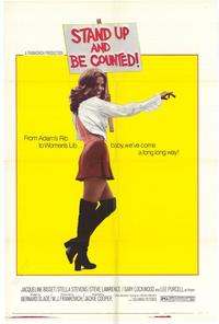 Stand Up and Be Counted - 27 x 40 Movie Poster - Style A