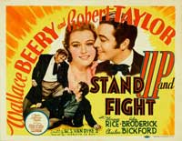 Stand Up and Fight - 11 x 17 Movie Poster - Style A