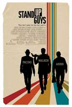 Stand Up Guys - DS 1 Sheet Movie Poster - Style A