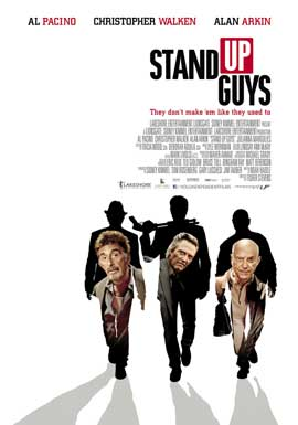 Stand Up Guys - 27 x 40 Movie Poster - Style A