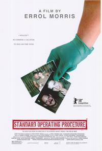 Standard Operating Procedure - 43 x 62 Movie Poster - Bus Shelter Style B