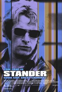 Stander - 11 x 17 Movie Poster - Style A