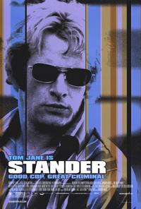 Stander - 27 x 40 Movie Poster - Style A